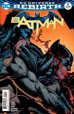 Batman (2016) 5-A