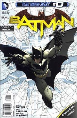 Batman (2011) 0-B