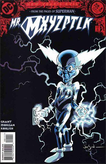 Mr. Mxyzptlk (Villains) 1-A by DC