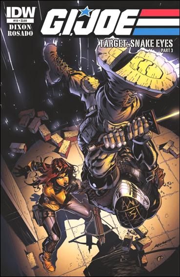 G.I. Joe (2011) 19-A by IDW