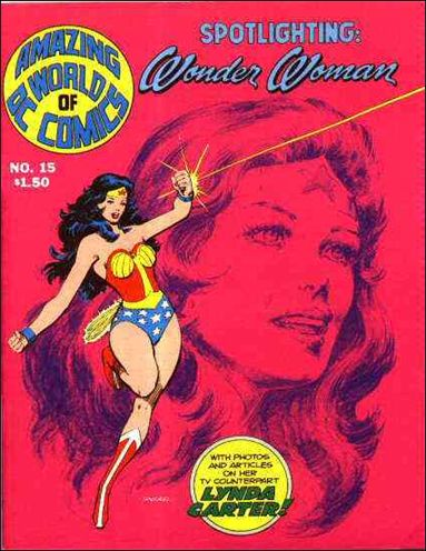Amazing World of DC Comics 15-A by DC