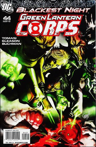 Green Lantern Corps (2006) 44-B by DC