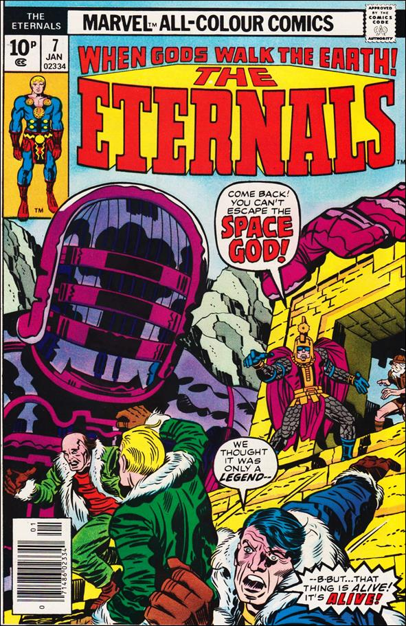 Eternals (1976) 7-B by Marvel