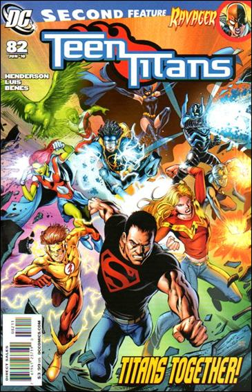 Teen Titans (2003) 82-A by DC