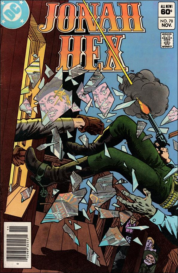 Jonah Hex (1977) 78-A by DC