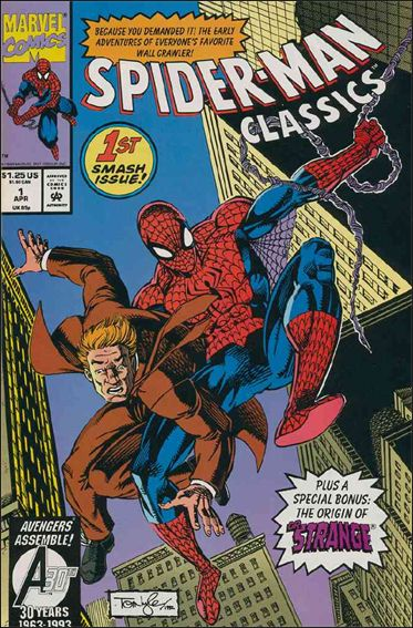 Spider-Man Classics 1-A by Marvel