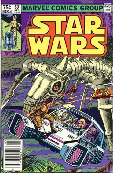 Star Wars (1977) 69-B by Marvel