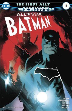 All-Star Batman 11-A