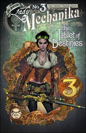 Lady Mechanika: The Tablet of Destinies 3-A