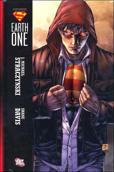 Superman: Earth One 1-A by DC