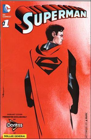 Superman (2011) 1-D