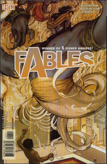 Fables 43-A by Vertigo