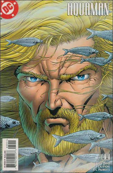 Aquaman (1994) 39-A by DC