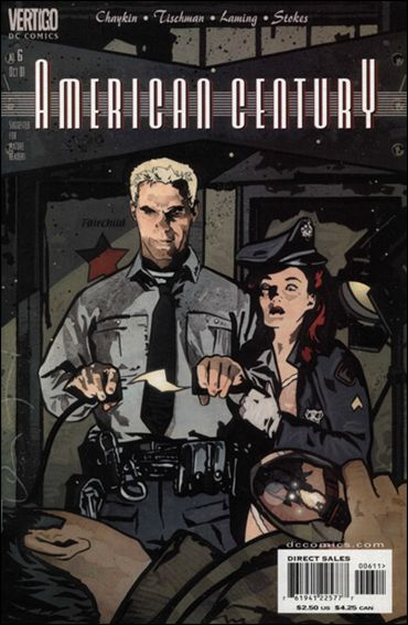 American Century 6-A by Vertigo