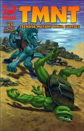 TMNT: Teenage Mutant Ninja Turtles 20-A