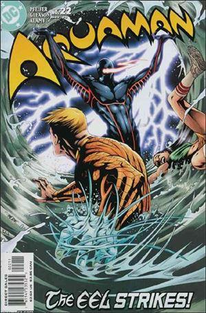 Aquaman (2003) 22-A