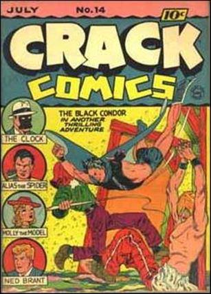 Crack Comics 14-A