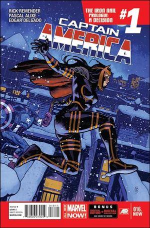 Captain America (2013) 16-A