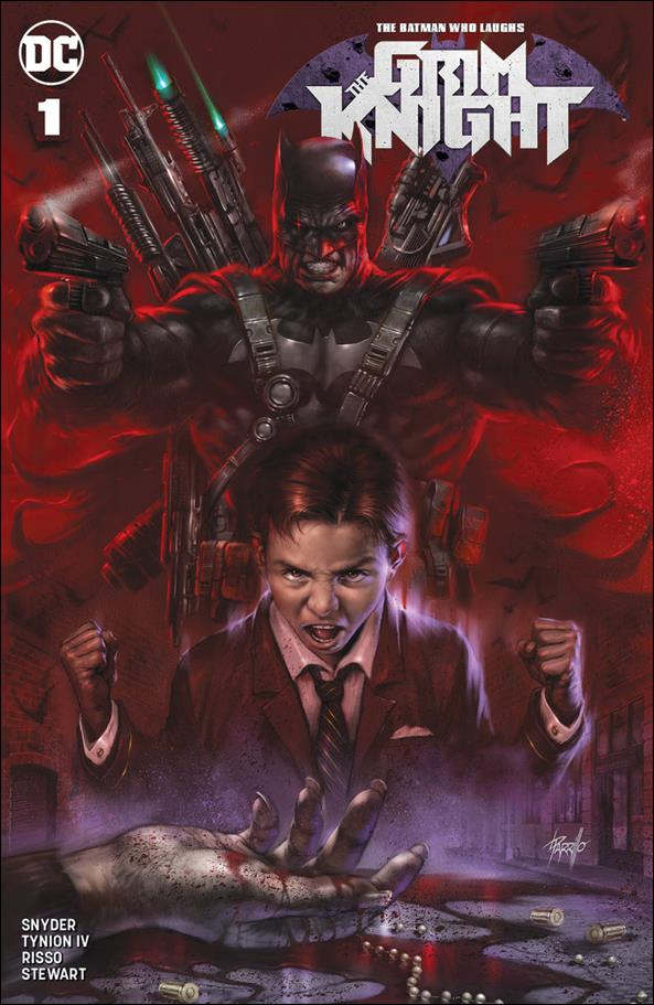 Batman Who Laughs: The Grim Knight 1-K by DC