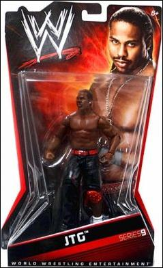 WWE (Series 09) JTG by Mattel
