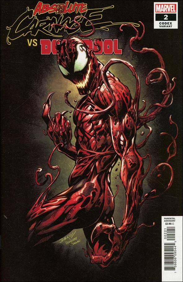 Absolute Carnage vs Deadpool 2-C by Marvel