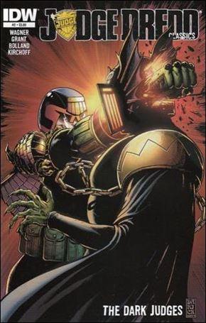 Judge Dredd Classics: The Dark Judges 2-A