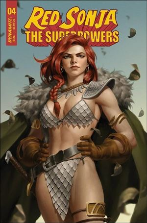 Red Sonja: The Superpowers 4-B
