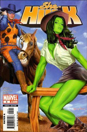 She-Hulk (2005) 5-A
