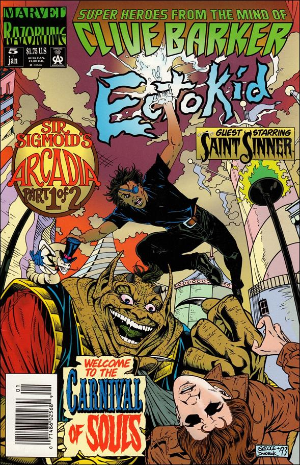 Ectokid 5-A by Marvel