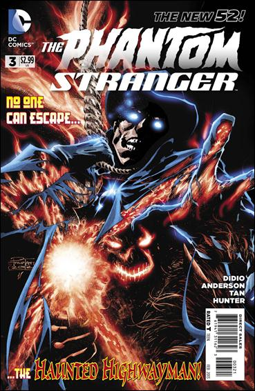 Phantom Stranger (2012) 3-B by DC