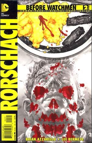 Before Watchmen: Rorschach 2-C by DC