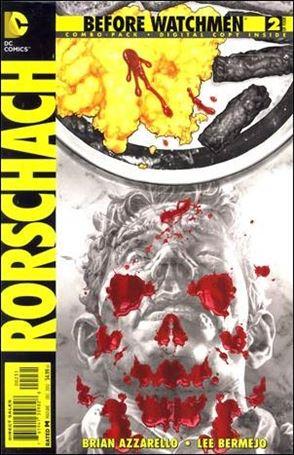 Before Watchmen: Rorschach 2-C