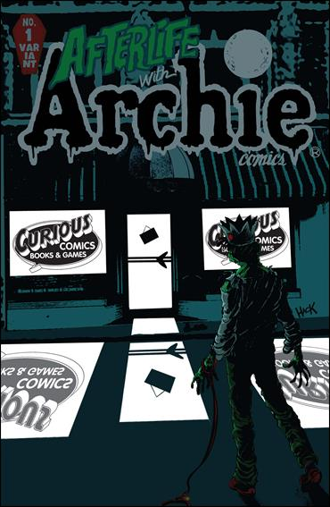 Afterlife with Archie 1-EQ by Archie