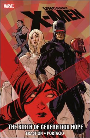Uncanny X-Men: The Birth of Generation Hope nn-A