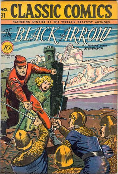 Classic Comics/Classics Illustrated 31-A by Gilberton