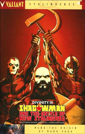 Divinity III: Shadowman & the Battle for New Stalingrad 1-C