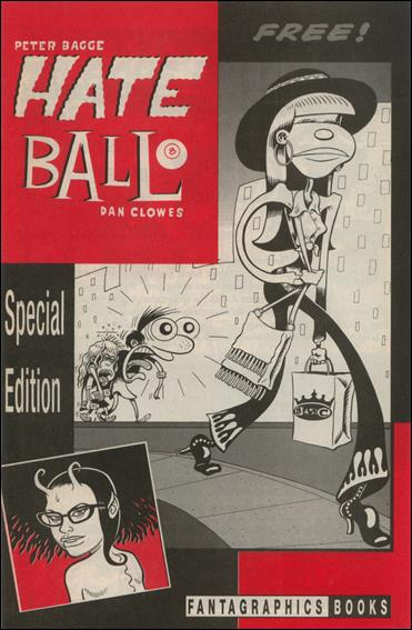 Hateball 1-A by Fantagraphics