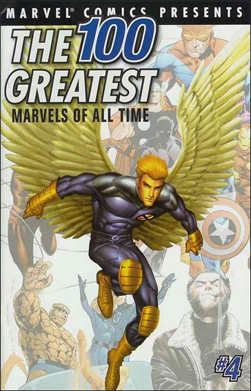 100 Greatest Marvels of All Time 7-A by Marvel