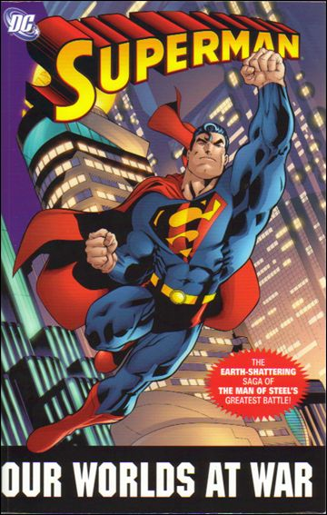 Superman: Our Worlds at War-The Complete Collection 1-A by DC