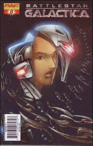 Battlestar Galactica (2006) 8-D by Dynamite Entertainment
