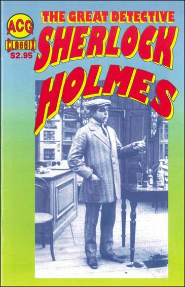 Great Detective Sherlock Holmes 3-A by America's Comic Group (ACG)
