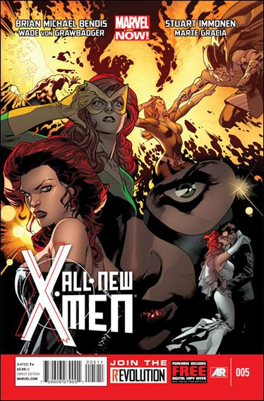 All-New X-Men 5-A by Marvel