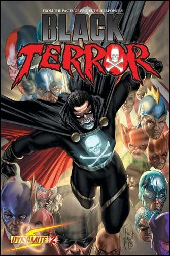 Black Terror (2008) 2-B by Dynamite Entertainment