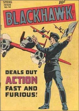 Blackhawk (1944) 14-A