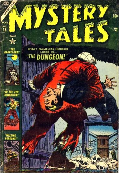 Mystery Tales (1952) 18-A by Atlas