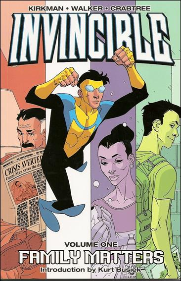 Invincible 1-D by Image
