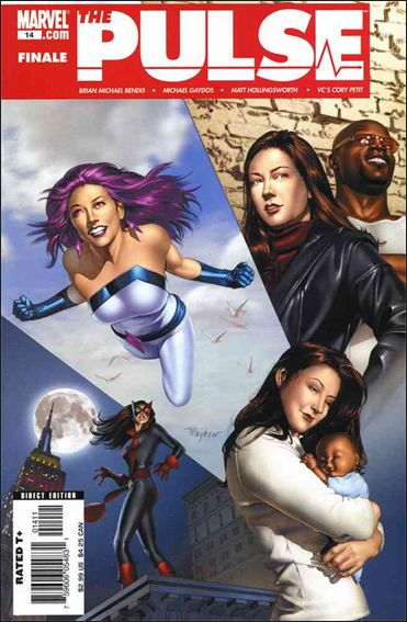 Pulse (2004) 14-A by Marvel