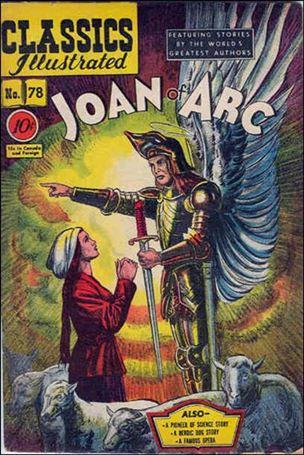 Classic Comics/Classics Illustrated 78-A