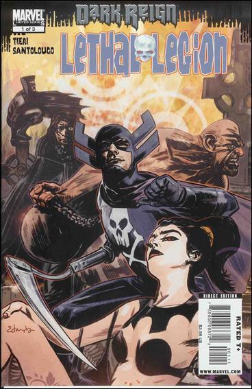 Dark Reign: Lethal Legion 1-A by Marvel