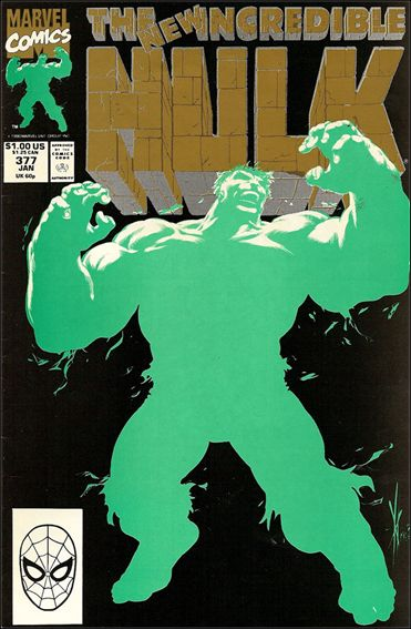 Incredible Hulk (1968) 377-B by Marvel